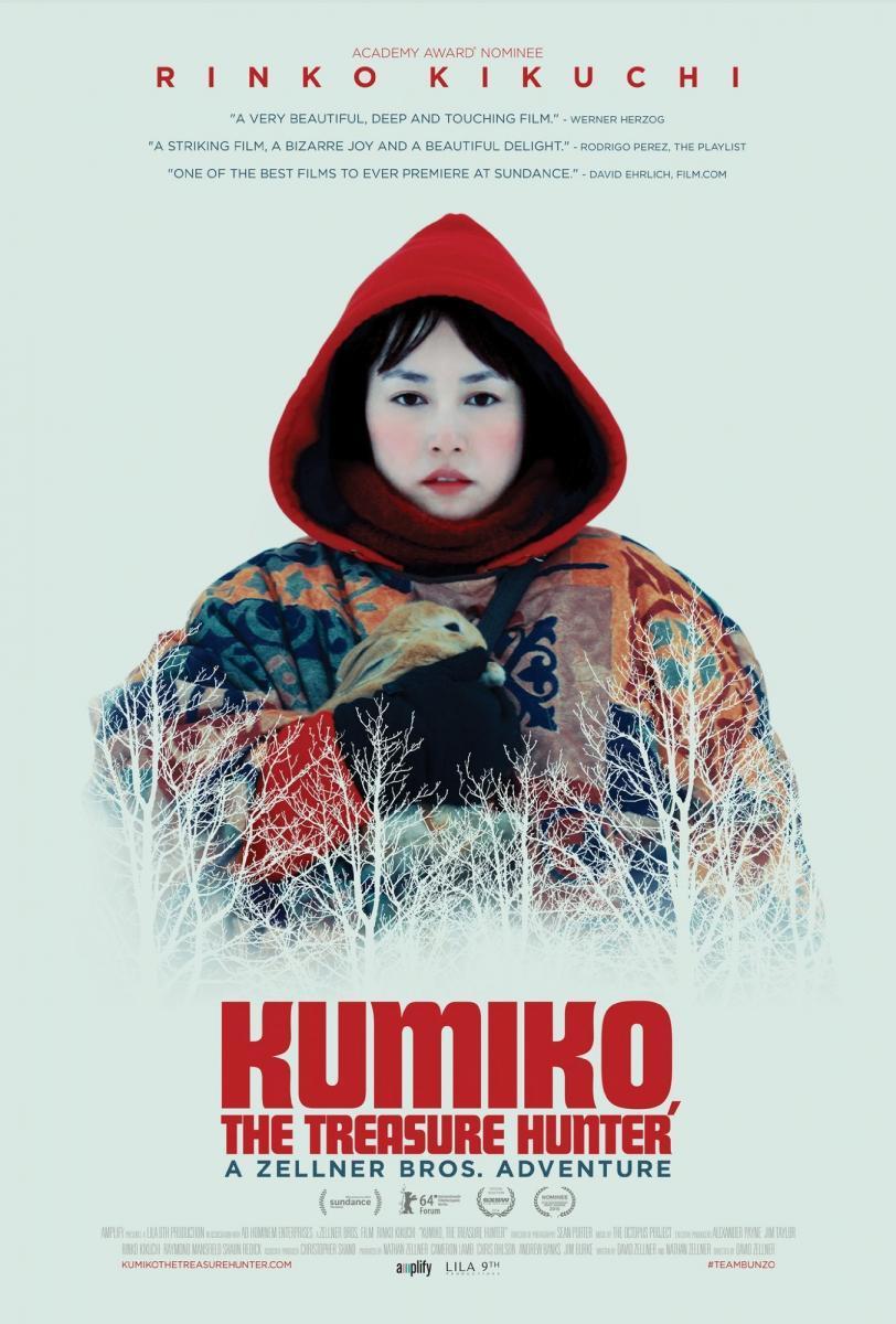 Kumiko. The treasure hunter